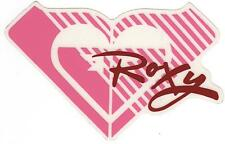 NEW Triangle Heart Badge Roxy Sticker Decal Surf Skate Swim Snow Board Bumper
