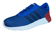adidas Neo Lite Racer Mens Running Trainers / Shoes - Blue - F98303