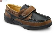Dr Comfort Mike Leather Diabetic Mens Shoes W Gel Inserts Free Exchanges
