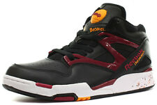 Reebok Classic Pump Omni Lite Black/Red Unisex Trainers ALL SIZES