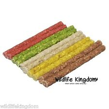 ✔ 9006 Classic Rawhide Munchy Roll Dog Chews Treats 5 Inch 6-8mm Chew Reward  ✔