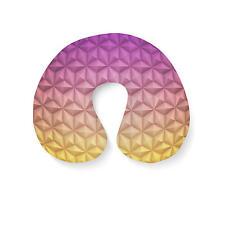 Epcot Spaceship Earth Travel Neck Pillow - Inflatable