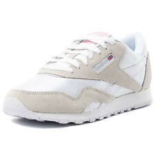 Reebok Classic Womens Trainers White Grey New Shoes