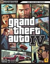 Grand Theft Auto No. 4 by Rockstar Games Staff and Rockstar (2008, Paperback)