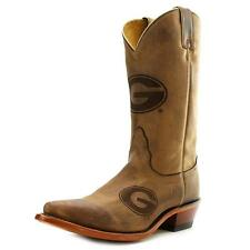 Nocona Georgia Branded Women  Square Toe Leather  Western Boot
