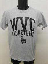 New- WVC Wabash Valley College BasketBall Adult sizes S-M-L-XL-2XL Gray Shirt