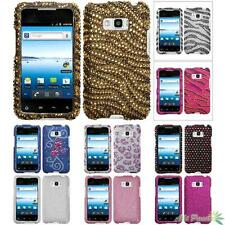 Phone Case Cover For LG VM696/LS696(Optimus Elite) Bling Rhinestones Diamond