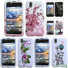 Hard Protector Case Cover For LG LS855(Marquee) Various Image Printed