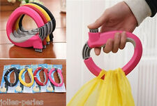 JP Relaxed Carry Food Machine Handle Carry Bag Hanging Ring Shopping Help Tool