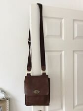 Mulberry 100% Leather Brown Messenger Bag