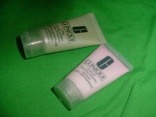 CLINIQUE New Rinse Off Foaming Cleanser/7 DAY Scrub Rinse Off Cream Choose One
