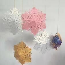 Christmas Paper Ceiling Pendants Lampshade Lantern Halloween Hanging Decorations