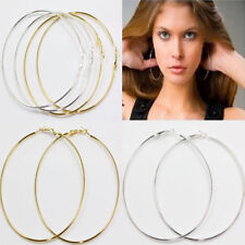 Lots 20Pcs Circle Basketball Wives Hoop Earring Dangle Fashion Jewelry Studs Ear