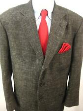 Mens Monsieur Givenchy 3 Button Wool Silk Blend Sport Coat Blazer Jacket 44R