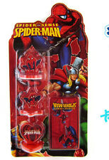 Lot spider-man cartoon Seal Stamper Set Students Gift Stationery Party Favors