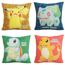 New Pokemon Go Animal Pillow Cushion Soft Stuffed Plush Doll Home Decor Kids Toy