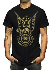 La Marca Del Diablo 666 Speed and Glory T Shirt Hell Rockabilly Hard Collection