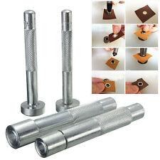 Eyelet Punch Die Tool Hole Cutter Set Leather Craft Clothing Grommet Banner HFUS