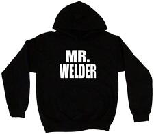 Mr Welder Men's Hoodie Sweat Shirt Pick Size Small-5XL
