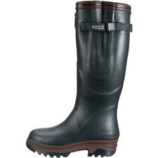 AIGLE rubber Boots Parcours ISO boots Hunting boots Outdoor boots boots NEW