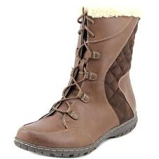 Naturalizer Romano Women  Round Toe Synthetic Brown Winter Boot