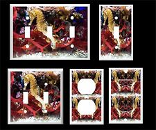 SEAHORSE TROPICAL FISH CORAL REEF LIGHT SWITCH COVER PLATE   U PICK SIZE PLATE
