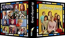 THE PARTRIDGE FAMILY Custom Photo Album Trading Card 3-Ring Binder