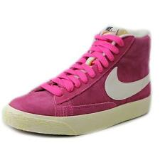 Nike Wmns Blazer Mid Suede Vntg   Round Toe Suede  Sneakers