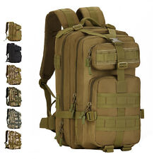 Military Attack 3P Backpack Tactical Backpack Trekking Hiking Rucksack Molle Bag