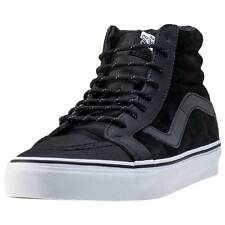 Vans Sk8-hi Reissue Dx Mens Trainers Black New Shoes