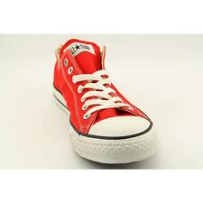 Converse Chuck Taylor All Star Core Ox Women US 10.5 Red Blemish 2119