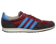 Adidas Originals Adistar Racer Men's Shoes Leather Trainers Zx Brown Wine Red