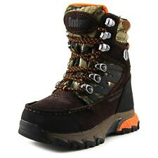 Bushnell Xlander Youth  Round Toe Leather Brown Hunting Boot
