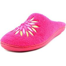 Tender Tootsies L1600 Women  Round Toe Synthetic Pink Slipper NWOB
