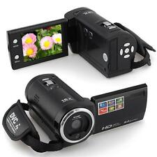 "Digital Video Camcorder Camera HD 720P 16MP DVR 2.7"" TFT LCD Screen 16x ZOOM  AC"