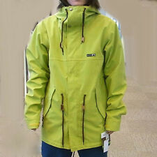 HOLDEN Fishtail WATERPROOF and INSULATED Ski SNOW Board JACKET Coat MEN size S M