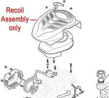 Mountfield WB45 140cc OHV Recoil Assembly 118550909/0 for 2016 HP454 SP454