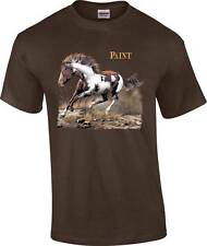 Beautiful Paint Horse Cowboy Cowgirl T-Shirt