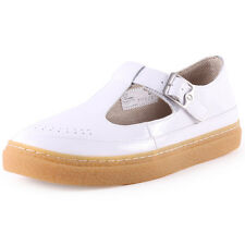 Fred Perry Ronnie Womens Shoes White New Shoes