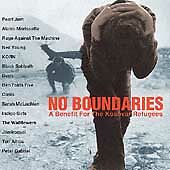 No Boundaries: A Benefit for the Kosovar Refugees by Various Artists (CD,...