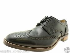 Cole Haan Lenox Hill Casual Wingtip Mens Oxford Shoes C12227 Black UK Size 7-12