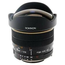 Rokinon 8mm F/3.5 Fisheye Lens for Canon EOS Digital SLR