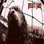 PEARL JAM vs CD, Oct-1993, Epic Associated snapcase VG