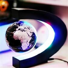 Magnetic Levitation Globe 3 inch Maglev Globe C Shape Office Study Desktop Decor