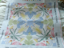 EHRMAN tapestry kit vintage 1983 but new 'Tulips and Grapes'