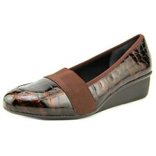Ros Hommerson Erica  N/S Open Toe Leather  Wedge Heel