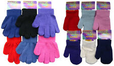 Childrens Magic Gloves Childrens Mittens 3-5 Years Kids Magic Gloves & Mittens