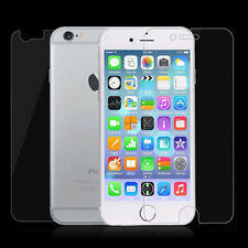 Front + Rear Full Body HD LCD Clear Screen Film Guard Cover For iPhone 7 / Plus