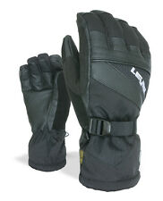 Level Glove Ski gloves Glove Patrol black Thermo - plus