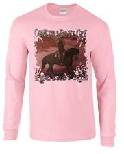 Cowgirls Don't Cry Ride Baby Ride Horse Cowgirl Long Sleeve T-Shirt